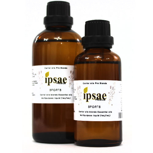 [IPSAE]Australia Carrier oils pre blends For Essential oils Sports - 스포츠